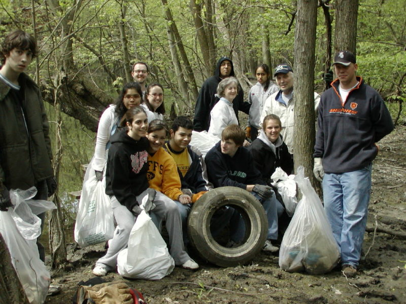 River Cleanup Day